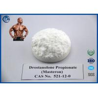 Quality White Raw Hormone Powders, Bodybuilding Masteron Steroid 97% High Purity for sale