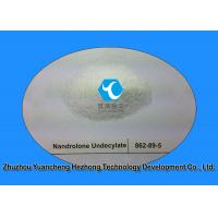 Quality CAS 862-89-5 Steroid Raw Powder Nandrolone Undecylate for muscle Building for sale