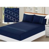 Buy 100% Cotton Embroidered Modern Bedding Sets 4Pcs Double Size Bedding Sets at wholesale prices