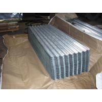 Quality AS 1397, G550, ASTM, A653, JIS G3302, FULL HARD Galvanized Corrugated Roofing Sheet for sale