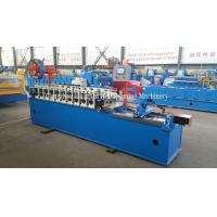 Buy cheap c u w channel T bar angle omega c u w stud struss furring c u z w purlin roll forming machine from wholesalers
