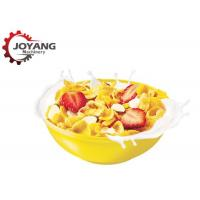 Quality Cereal Corn Flakes Puffed Corn Snack Making Machine Breakfast Cereals Production for sale