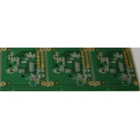 Quality 8 Layer ITEQ Fr4 Tg180 High TG PCB With  Gold Plating Surface Finishing for sale