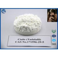 Buy cheap Sex Enhancement Tadalafil Powder , Cas 171596 29 5 Raw Steroid Powders from wholesalers