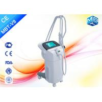 Quality Radio Frequency Vacuum Cavitation Slimming Machine For Body Shaping / Skin Tightening for sale