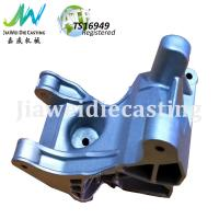 China Customized Aluminium Die Casting Parts , Recyclable Automobile Engine Bracket on sale