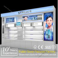 Quality 2015 Modern Wood Counter Cosmetic Showcase for sale