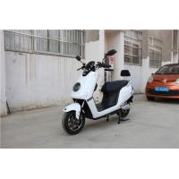 Quality 48V 20AH 1200W Street Legal Electric Road Scooter 350 - 500 Charging Cycles Battery Life for sale