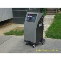 Automatic Car AC Recycling Machine / Auto Refrigerant Recovery Machine with Nitrogen Leakage test and printer