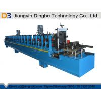 Buy cheap Perforated Metal Uni Strut Channel Roll Forming Machine for CU Solar Mounting from wholesalers