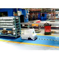 Assembly Line Automated Guided Carts Single Way Steering Drive With High Accuracy