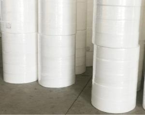 Quality White color melt-blown filter non-woven fabric textile material fabric woven fabric,Factory supply bfe99 meltblown nonwo for sale