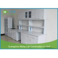 Quality PP Material University Laboratory Furniture Chemical Lab Furniture Antimicrobial for sale