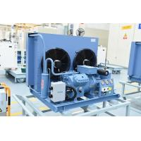 Quality Open Type Refrigeration Condensing Unit With High And Low Pressure Controller for sale
