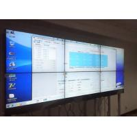 High Resolution Indoor HD LED Wall , Blue LED Display 55inch With LED Backlight