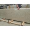 Buy cheap Shandong rustic yellow granite slabs sunset yellow granite slabs for countertop from wholesalers