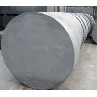 Quality Hot Molded Medium Grain Graphite Blocks  with 2mm Grain Size for sale