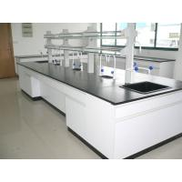 Quality Durable 	School Lab Furniture 2400 / 3000 / 3600 * 1500 * 850 Mm CE Approved for sale