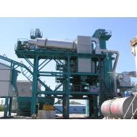 Buy 80 Ton Recycling Asphalt Machine 380V / 50HZ Power , Asphalt Hot Mix Plant 12 Months Warranty at wholesale prices