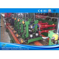 Quality Blue Color Stainless Steel Tube Mill Durable Professional 15m / Min CE for sale