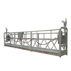 Suspended platform hoist, india suspended cradle,  electric work platform in China