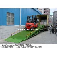 Quality Mobile Hydraulic Dock Ramp,Trailer Ramp,Forklift Loadig Ramps,moveable dock ramp for sale