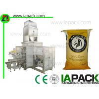 Quality 3 KW 380 V Flour Bagging Machine Bulk Bag Fillers Energy Saving for sale