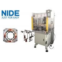 Quality Automati BLDC Stator Winding Machine ,  Stator Needle Coil Winding Machine for sale