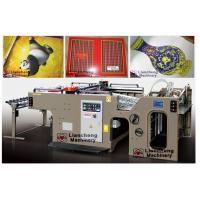 Buy Pneumatic vacuum flat silk screen printing machine imported parts inverter control at wholesale prices