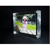Quality Beautiful Shape Clear Acrylic Picture Frames With Reasonable Price for sale