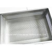 Quality 304 Perforated Stainless Steel Sheet / Stainless Steel Perforated Plate 2B Finish for sale