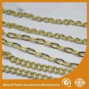 China High End Zinc Alloy Handbag Metal Chain Fashion Jewelry Chain on sale