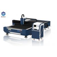 Quality Dual Motor High Speed Laser Cutting Machine Water Cooling 1 Year Warranty for sale