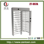 Quality shenzhen zento full height turnstile/revolving turnstile for sale