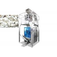 Quality 1000ml Volume Frozen Food Packing Machine , Automatic Food Bagging Machine for sale