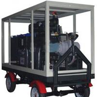 Quality Mobile Trailer Type Vacuum Transformer Oil Filtration Machine for sale