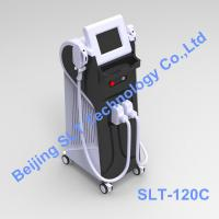 Quality E-Light IPL Hair Removal Machine , E Light IPL Skin Rejuvenation Vascular Removal for sale