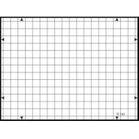 Quality 3nh TE183 A REFLECTANCE 14 horizontal and 19 vertical lines 19 / 14 – TV cameras GRID TEST CHART for sale