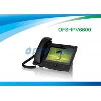 Quality WIFI Android Video POE IP Phone for sale
