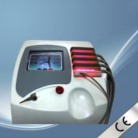 Quality 650nm Lipo Laser Slimming quipment / laser lipo treatment system for fat removal for sale