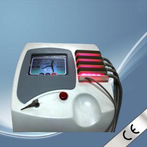 China 650nm Diode Laser liposuction Fat Reduction Machine  / lipo laser slimming machine on sale