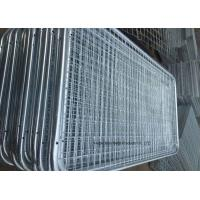 Quality 1.2M Height I Stay Farm Mesh Fencing Gate with 5mm Wire Diameter For Livestock for sale