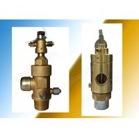 Electrically Activited Fm200 Container Valve DC24V Working Pressure