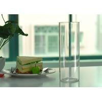 Quality Airtight Single Wall Borosilicate Glass Tableware Canister Jar for Dry Fruits or Herb for sale