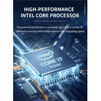 Quality Cpu Core I7-4960X Business Desktop Monoblock Computer All In One Gaming PC 27 Inch for sale