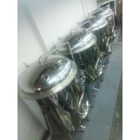 Quality 30L - 5000L Beer Brewing Equipment , Double Head Home Brewing Equipment for sale