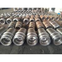 Quality Hot Forged 42CrMo4 4140 1.7225 SCM440 Forged Shaft Step Hollow Shaft  / Gear Blnaks for sale