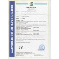 Shenzhen Century Xinyang Tech Co.,Ltd. Certifications