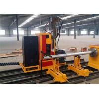 Quality Manufacture Industry Plasma Oxyfuel Cutting and Beveling automatic copper tube cutting machine,cnc steel pipe cutting ma for sale