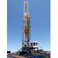 Quality Rotary Hydraulic Drilling Rig Mast / Telescoping Mast / Bootstrap Mast API4F for sale